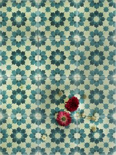 Cement tiles Sevilla - Marrakech design