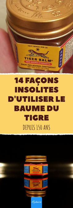 14 little-known uses for tiger balm. Tiger Balm, Vicks Vaporub, Fitness Workouts, Ham And Eggs, Prepped Lunches, Lunch Meal Prep, Motivational Quotes For Working Out, Get In Shape, Diet Tips