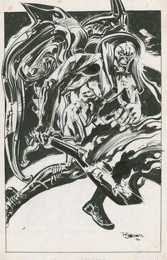 Ronan the Accuser by Tony Salmons