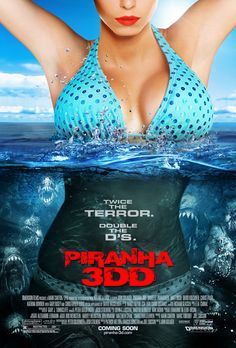 After the events at Lake Victoria, the pre-historic school of blood-thirsty piranhas make their way into a newly opened waterpark.