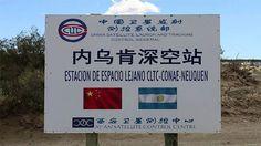 La estación espacial china de Neuquén, Argentina, que comenzará a funcionar en 2016, precupa en EE.UU. y varios países de la Unión Europea. Sin embargo, no son las exploraciones del espacio lo que ha llamado la atención de la diplomacia extranjera.