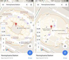 건물내부의 지도 각층의 정보 화장실위치도 알수 있음  구글맵 사용법 유용한 팁 10가지 스마트인컴