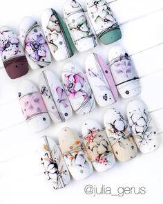Image may contain: shoes Romantic Nails, Elegant Nails, Stylish Nails, Trendy Nails, Nail Art Hacks, Gel Nail Art, Acrylic Nails, Simple Nail Designs, Nail Art Designs