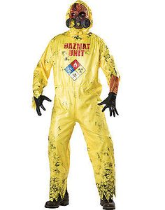 Breaking bad mens #yellow hazmat chemical suit #walter #white halloween costume,  View more on the LINK: 	http://www.zeppy.io/product/gb/2/351488162844/