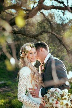 Tu boda en un bosque - Bodas con detalle - Blog especializado en bodas | por Rebeca Ruiz