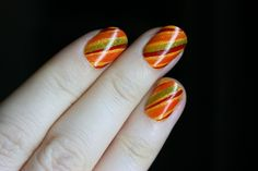 Thanksgiving and Fall Nail Art Designs for 2012