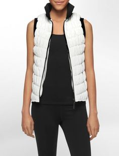 designed for performance, crafted of high tech quick dry moisture wicking fabric, this vest is perfect for layering.