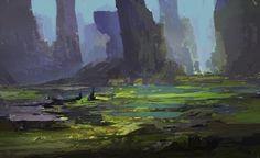 Elderwind , Ilya Dykov on ArtStation at http://www.artstation.com/artwork/elderwind
