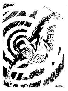 Chris Samnee: Daredevil