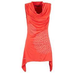 Topit & Paidat Desigual ESPALINE CORAIL 350x350 Orange, Dresses, Women, Coral, Vestidos, Dress, Dressers, Flower Girl Dress, Gowns