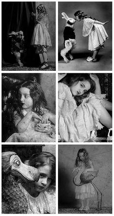 Vladimir Clavijo-Telepnev's Alice in Wonderland photoshoot