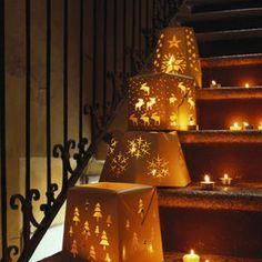Illuminazione casa: 6 idee per decorare con la luce - Natale fai da te | Donna Moderna