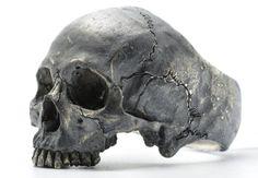 Лучших изображений доски «skull ring»  90 в 2019 г.  57ae28cb19ad4