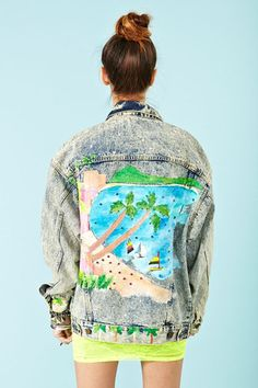 d7e09f76818f5 155 Best HAND PAINTED CLOTHES images in 2012 | Painted clothes, Alon ...
