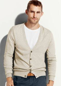 The model Will Chalker in H&M. Cheap and chic.