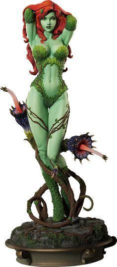 Poison Ivy Premium Format™ Figure - She is absolutely beautiful and I so wish I could afford her! ($350)