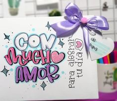 All Craft, Doodles, Lettering, Crafts, Ideas, Decorated Gift Bags, Gift Boxes, Decorated Boxes, Custom Boxes