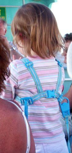 a kind of #blue #child #harness #harnesskids @HarnessKids