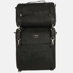 Sissy Bar Leather bag black