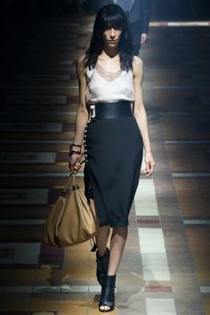 Lanvin Spring 2015 Ready-to-Wear - Collection - Gallery - Look 1 - Style.com  -5 Stars out of 5