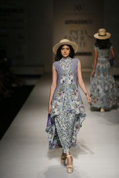 Ashima Leena at Amazon India Fashion Week spring/summer 2017
