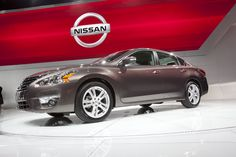 The 2013 Nissan Altima delivers a dynamic appearance and dynamic driving performance #2013Altima