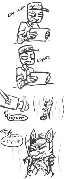 Five nights at Freddy's comic -....really?