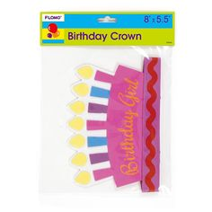 Birthday Girl Foam Crown 8 X 5.5/Case of 36 Tags:  Party Favor; Party Favor; birthday decorations;birthday Party Favor; https://www.ktsupply.com/products/32795331142/Birthday-Girl-Foam-Crown-8-X-55Case-of-36.html