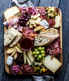 Charcuterie Board | A Pleasant Little Kitchen