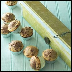 Repurpose Old Saran Wrap / Tin Foil Boxes As Mini Muffin Gift Containers