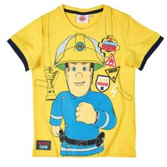 See related links to what you are looking for. Fireman Sam, Bart Simpson, Boys, Mens Tops, T Shirt, Clothes, Fictional Characters, Fashion, Reading