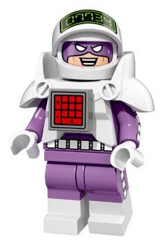 Sammelfigur - Calculator Lego Serie Batman Movie 71017 18