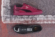 The Comeback of the Legendary PUMA Clyde Continues With the Wraith Pack da39713a4