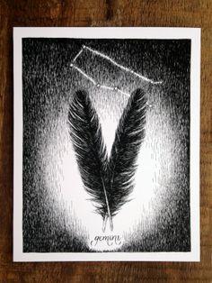 Gemini Birds Of A Feather