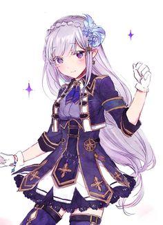 Emilia is beautiful ♥