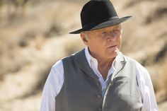 Anthony Hopkins in Westworld (2016)