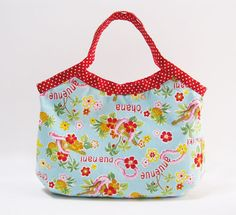 2 Types of Granny Bags PDF Pattern