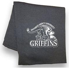Product: Gwynedd-Mercy University Griffins Blanket