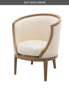 Pearl Chair by Shine by S.H.O Studio at Gilt.  $2,481, only $549 on Gilt