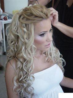 Astounding Milkmaid Braids Bridesmaid Wedding Hairstyles For Long Hair Short Hairstyles Gunalazisus