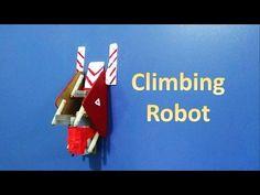 How to make a climbing Robot - YouTube