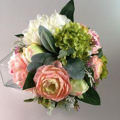 Peach wedding bouquet, Spring wedding bouquet,  Peach Bridal bouquet, Peony bouquet, Wedding bouquet, Bridal bouquet, Summer bouquet,Bouquet Spring Wedding Bouquets, Bouquet Wedding, Peonies Bouquet, Peony, Floral Wreath, Wreaths, Bridal, Unique Jewelry, Handmade Gifts