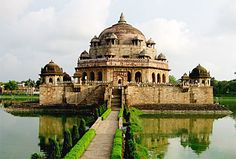 The most beautiful Mughal architecture