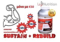order now www. Protein, Container, Stuff To Buy, Canisters
