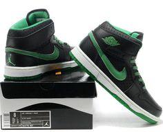 new product 93009 9c63e Phat Jordans 1 Black Green, clinck picture to buy jordans. Buy JordansNike  Air ...