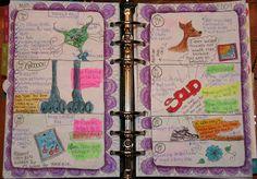 Black Cat Designs: DIY Planner May 18-24, 2009