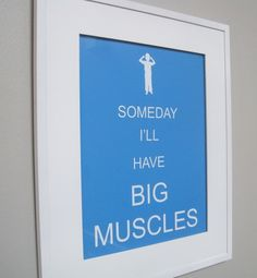 :) Reminds me of when grandpa tells A. to show his muscles :)