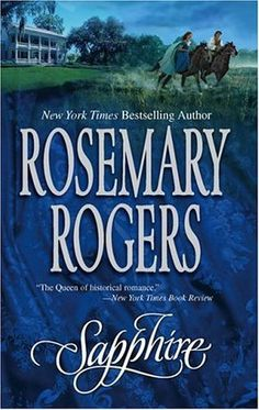 Cover for Sapphire by Rosemary Rogers