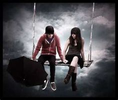Emo Love 3d Wallpaper Couple Pictures Photos