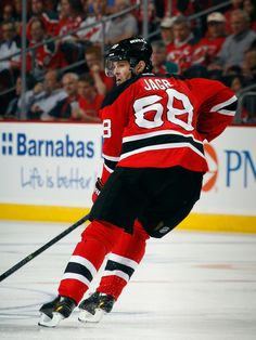 The ageless Jaromir Jagr